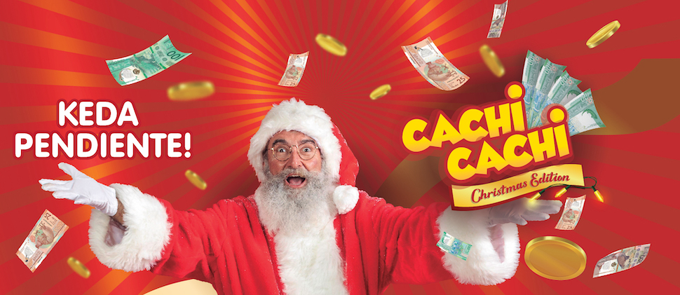 Cachi Cachi Christmas Edition Teaser