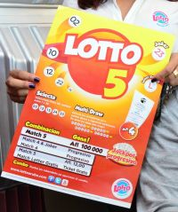 Lotto 5 poster pic 2